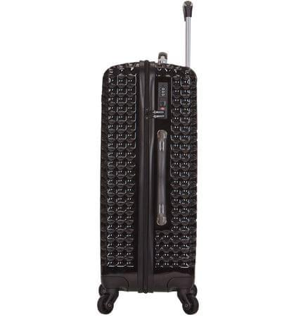 613bb059af Sirocco Cestovný kufor T-1195 3-L PC čierna - Parametre