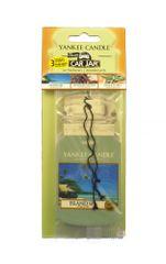 Yankee Candle Papierová visačka 3 ks - Island Spa, Lavender Vanilla, Sage&Citrus