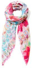 Desigual dámský vícebarevný šátek Foul Geisha
