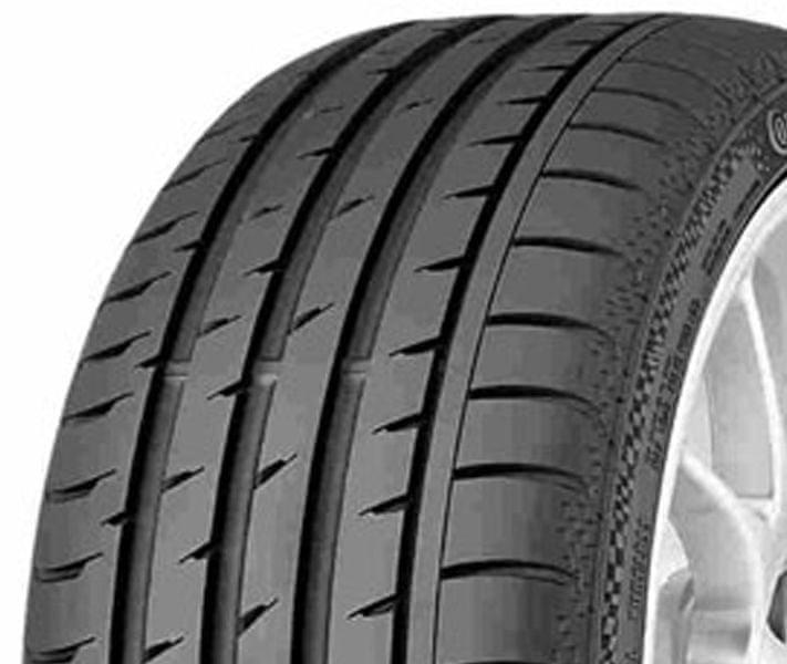 Continental SportContact 3 225/50 R17 94 V - letní pneu