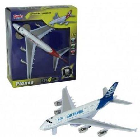 Denis letalo potniško na poteg
