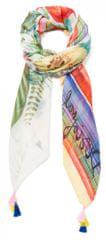 Desigual dámský vícebarevný šátek Foul Clio