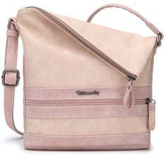 Tamaris růžová crossbody kabelka Smirne 5c4121f991
