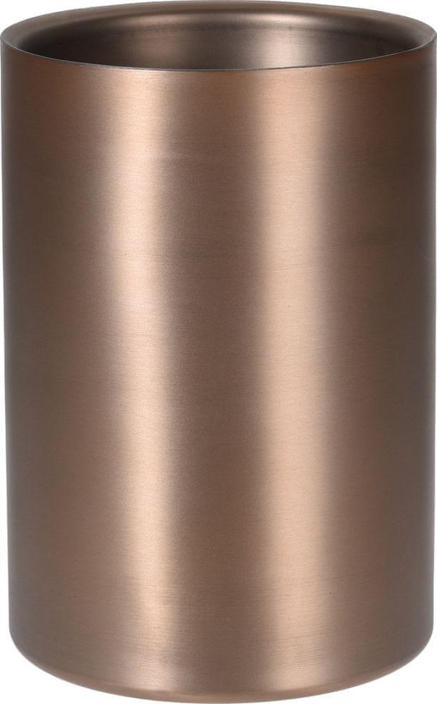 Koopman Chladič na víno 18,5 x 12 cm, barva šampaň gold