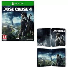 Just Cause 4 - Steelbook Edition (XBOX1)
