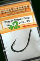 Pelzer Háček  Player Super Grip Carp Hook 12ks