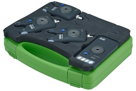 Pelzer Sada Hlásičů Exe Smart Alarm 4+1, Modrá, Zelená, Žlutá, Červená