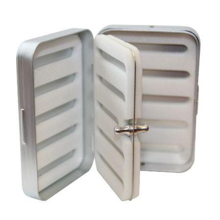 Richard Wheatley Krabička Foam stříbrná/hliník se středovým panelem