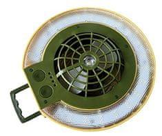 Pelzer Ventilátor Světlo Executive Bivvy Light+Fan