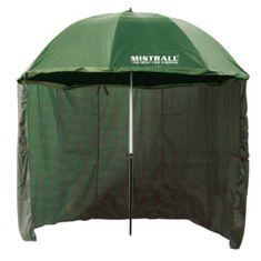 Mistrall Deštník S Bočnicí PVC Shalter 2,5 m
