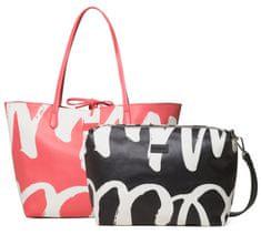 Desigual Bols Organic Geometry színes táska