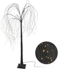 Koopman lampa wierzba 72 LED, 120 cm, ciepły biały