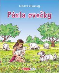 Pásla ovečky - Lidové říkanky