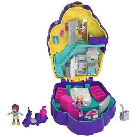 Mattel lalka Polly Pocket - kieszonkowy świat: słodkości