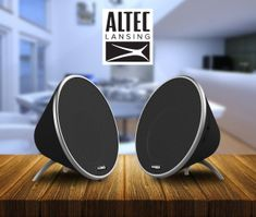 Altec Lansing Twin Bluetooth zvočnik 10W, mikrofon, AUX-in