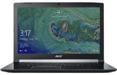 Acer prenosnik Aspire 7 A717-71G-50B4 i5-7300HQ/8GB/SSD256GB/GTX1050/17,3FHD/W10H (NH.GTVEX.006)