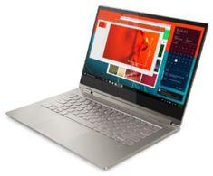 Lenovo prenosnik IdeaPad Yoga C930 i5-8250U/8GB/SSD256GB/13,9FHD/W10H, srebrn (81C400ADSC)