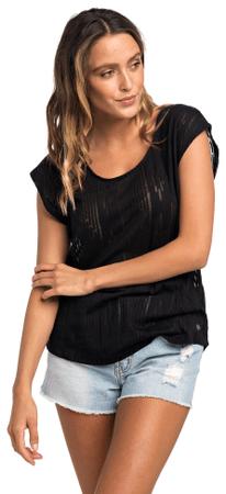 Rip Curl ženska majica Moon Tide Tee, XS, črna