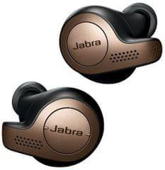 Jabra Elite 65t, měděná černá