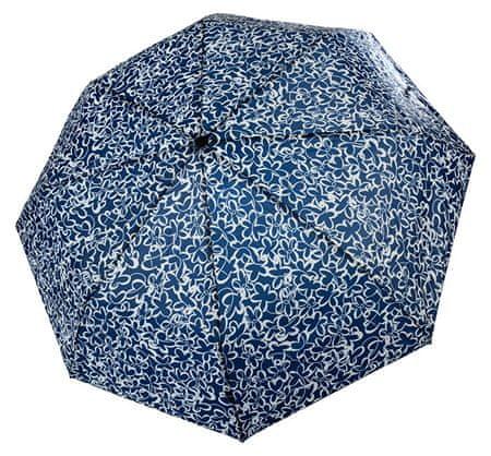 Doppler Dámský skládací mechanický deštník primo vzorovaný 700027502