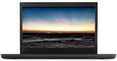 Lenovo prenosnik ThinkPad L480 i5-8250U/8GB/SSD512GB/14FHD/W10Pro (20LS002CSC)