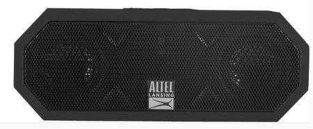 Altec Lansing Jacket H2O Bluetooth zvočnik, odporen, mikrofon, AUX-in, črn