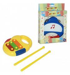 Denis glasbeni instrumenti, 2 vrste