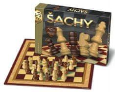 Bonaparte Šach drevená spoločenská hra