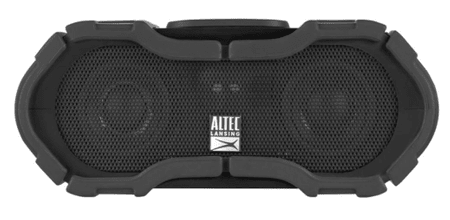 Altec Lansing Boom Jacket Bluetooth zvočnik, odporen, mikrofon, PowerBank AUX-in, črn