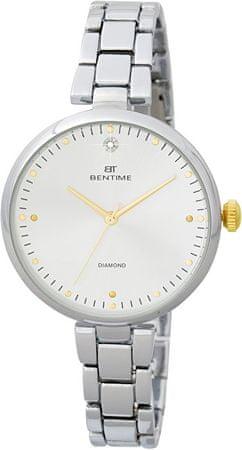 Bentime Dámské hodinky s diamantom 027-9MB-PT12103B  50fdec3d66