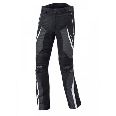 Held dámske letné moto nohavice  VENTO vel.L čierna, textilná