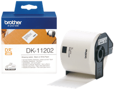 Brother naljepnice DK-11202 62x100mm (300 naljepnica u roli)