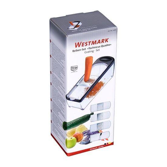 """Westmark komplet strugalica s posudom """"Technicus Quadro"""""""