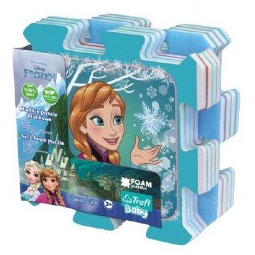 Trefl piankowe puzzle Kraina lodu-Frozen