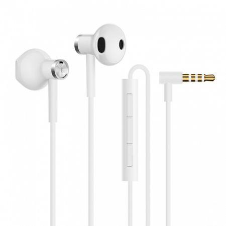 Xiaomi slušalke Mi Dual Driver, bela