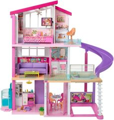 Mattel Barbie Dům snů se skluzavkou