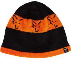 e83c39ec810 Fox Čepice Black Orange Beanie