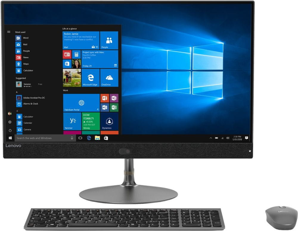 Lenovo IdeaCentre 730S-24IKB Touch (F0DX000XCK)