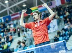 Poukaz Allegria - stolní tenis s mistrem ČR Dmitrijem Prokopcovem