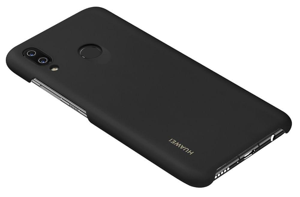 Huawei Ochranný kryt Nova 3 černý ORHUHOUN3BK