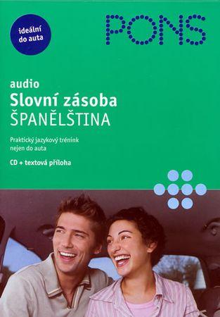 Segoviano Sabine: Audio Slovní zásoba - Španělština - CD + textová příloha