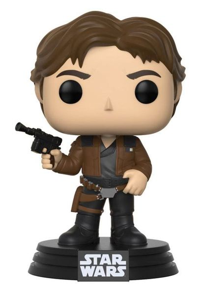 Figurka Star Wars - Young Han Solo (Funko POP! Bobble-Head)