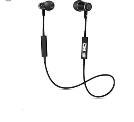 Altec Lansing Nods Bluetooth slušalke z mikrofonom, črne