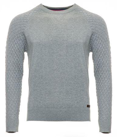 Pepe Jeans muški pulover Abbey, M, sivi
