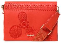 Desigual červená crossbody kabelka Bols Dark Amber Imperia