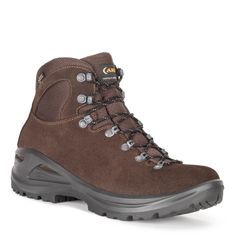 d120485599b8 Aku Tribute Suede GTX Brown