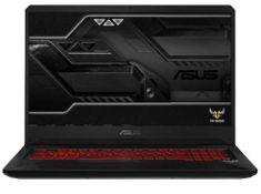 Asus prenosnik TUF Gaming FX705GD-EW106 i7-8750H/16GB/SSD256GB+1TB/GTX1050/17,3FHD/FreeDOS (90NR0112-M03810)