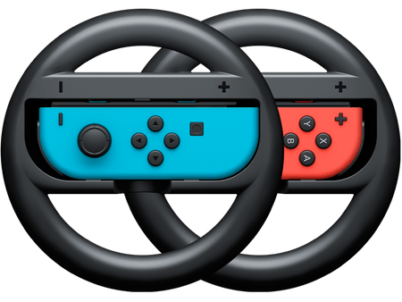 Nintendo Joy-Con Wheel Pair