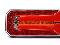 WAS Sdružené světlo W150 (1102 L/P) LED