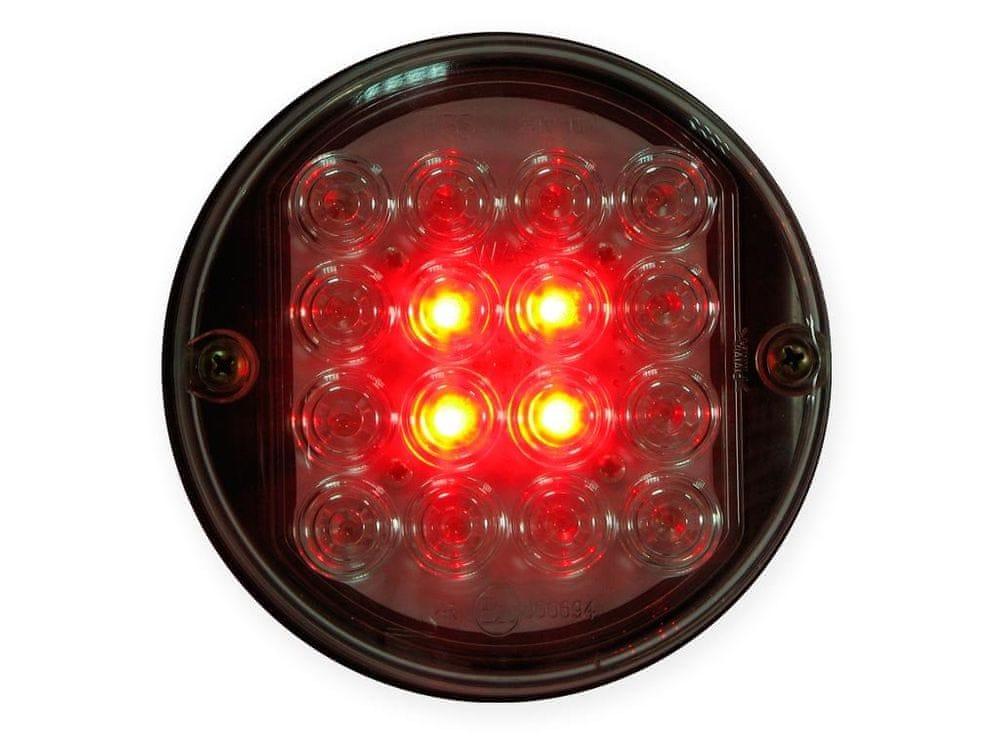 WAS Sdružené světlo W42 (214) LED, kulaté